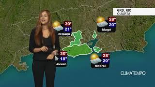 Previsão Grande Rio - Mais sol