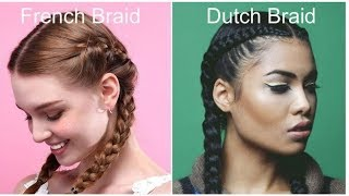 THE MOST STUNNING FRENCH BRAID STYLES YOU MUST TRY 2018