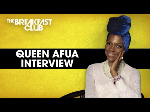 Queen Afua & SupaNova Slom On Ultimate Healing Of The Mind, Body & Spirit, Feminine Wellness