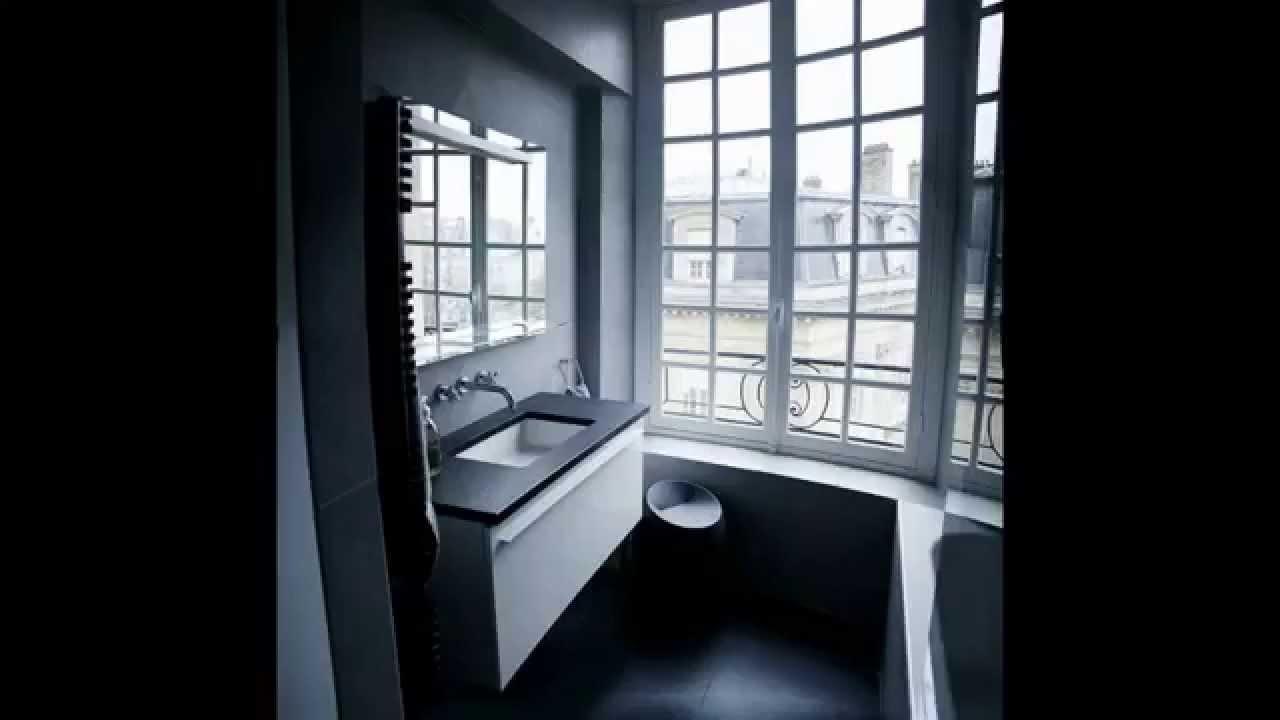 Decoração de banheiros modernos  YouTube -> Banheiro Moderno Com