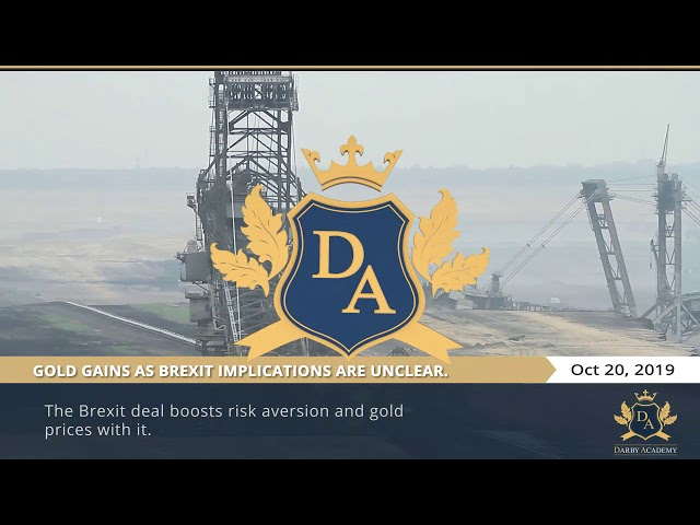 Darby Academy_EN - Weekly financial news - 20.10.19