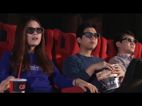 4D theaters: The next dimension in film