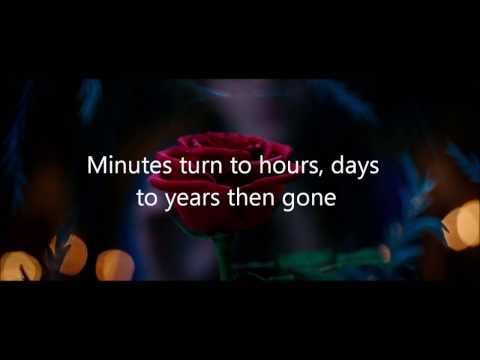 "Karaoke piano ""How does a moment last forever"" (Beauty and the Beast 2017)"