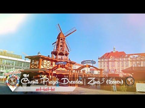Circuit PRAGA - Dresden by Europa Turism | ziua 3 (teaser) | #eHaiHui.net