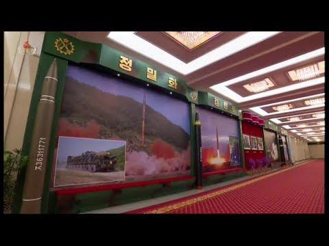 Kim Jong Un participe à la conférence de l'industrie des munitions à Pyongyang en Corée du Nord