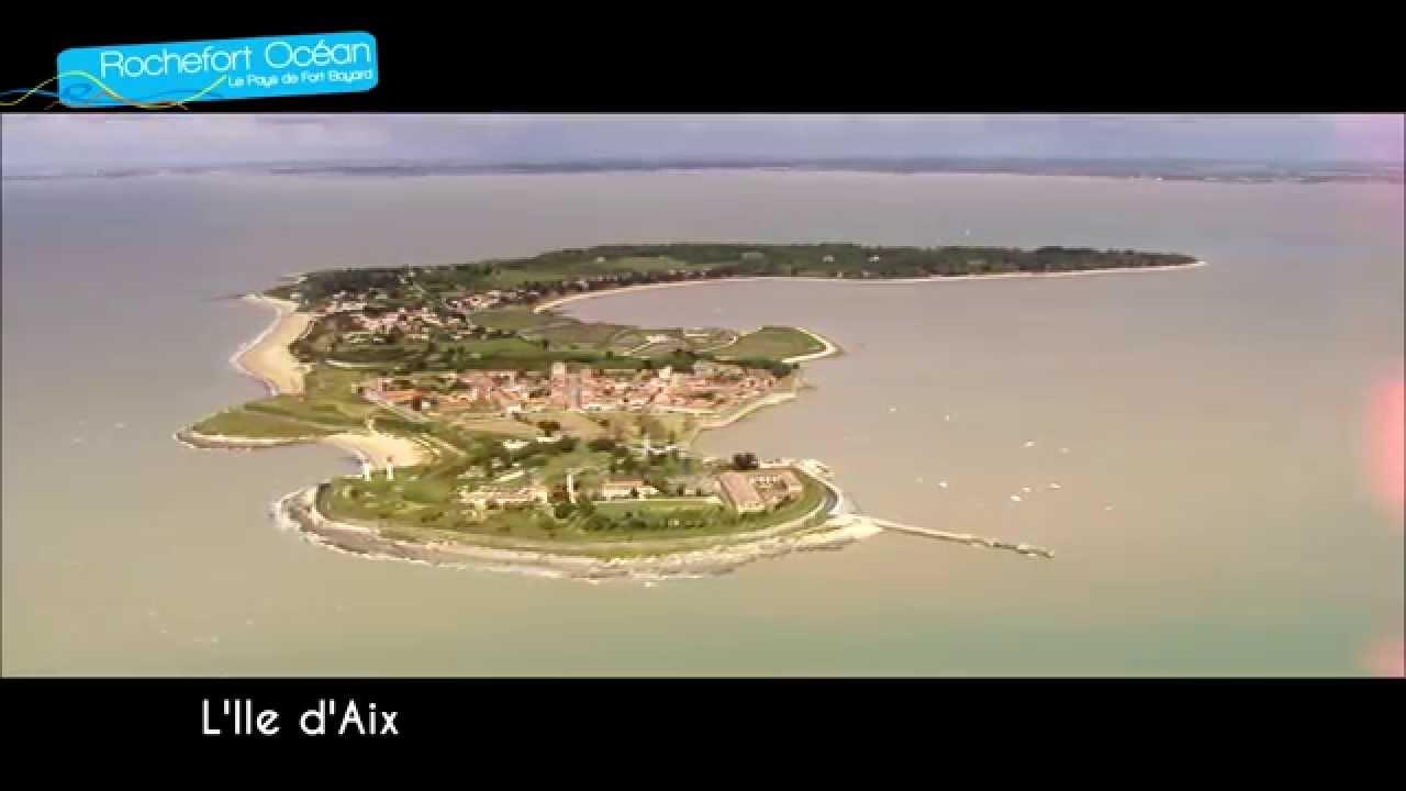 Ile d'Aix : nouvel horizon de la région Aquitaine