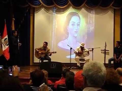 El Cóndor Pasa Recital de Eloy Miranda en Lima