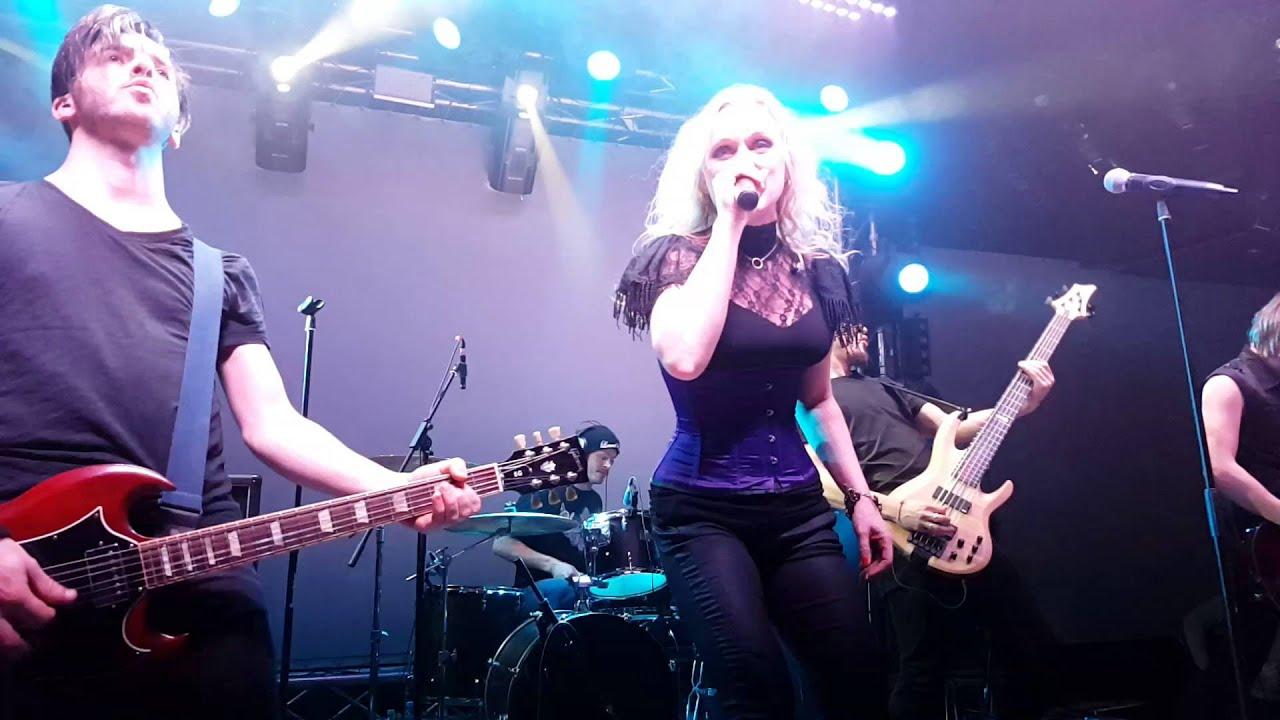 Liv Kristine Vervain 2015 live in Yaroslavl YouTube