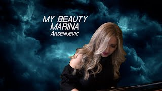 My Beauty (Official Video) by PBS TV Star pianist/composer Marina Arsenijevic feat. @John Riesen
