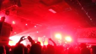 Deftones Intro-Rosemary 10/12/12 @ Roseland Theatre Portland OR