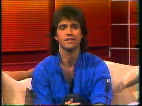 Nightshift Mick Fleetwood interview 1985