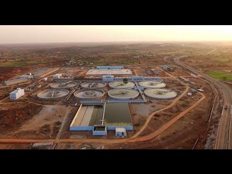 Mission Bhagiratha - Telangana Drinking Water Project