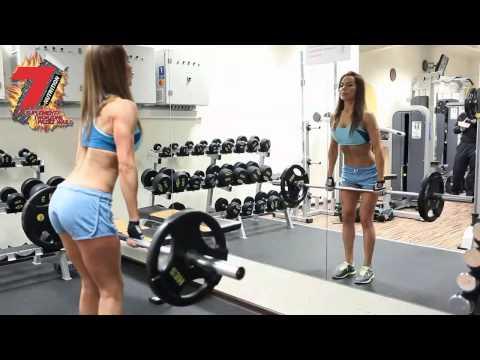 Bikini Fitness Models -- Full Body Workout