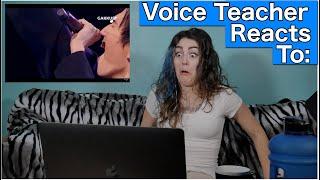 Download Voice Teacher Reacts To & Analyzes: Dimash Kudaibergen VOCAL RANGE 😱 Mp3 and Videos