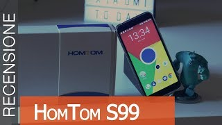 HomTom S99 - RECENSIONE / Cinesone o cinesata?