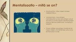 Mentalisaatioluento