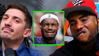 Why Lebron Will NEVER Be The GOAT | Charlamagne Tha God and Andrew Schulz