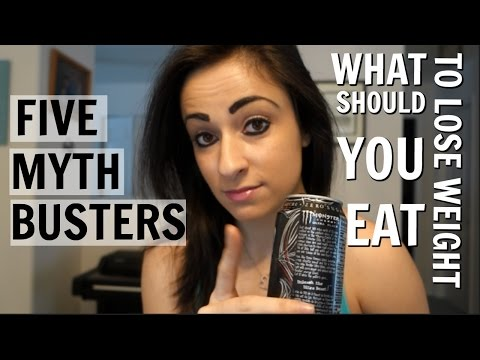 Myth Busters | Five Common Nutrition Questions Answered