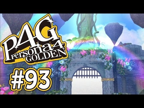 Persona 4 Golden - Episode 93 :: The Pearly Gates