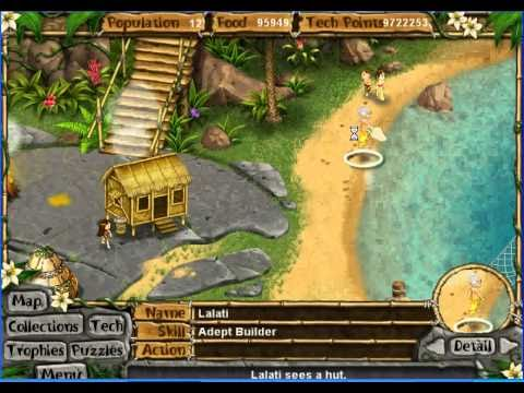 Virtual Villagers 1 A New Home Walkthrough and Cheats