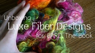 Unboxing Luxe Fiber Designs