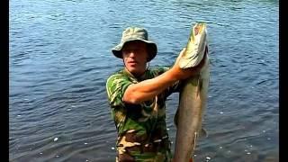 """Рыбалка """"Зов Удыхына"""" 4часть.avi"""