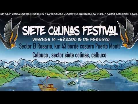 SIETE COLINAS FESTIVAL 2020