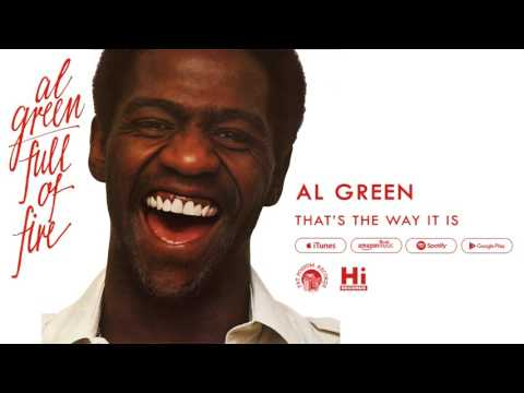 Al Green - That's The Way It Is (Official Audio) mp3