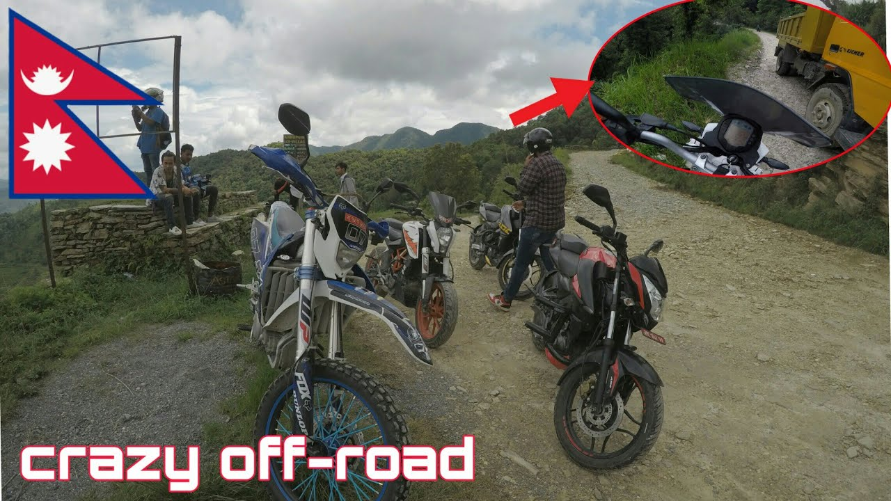 Crazy Group Ride to Astham||Off-road ride||Motovlogs|Crossfire|Duke|Ns200