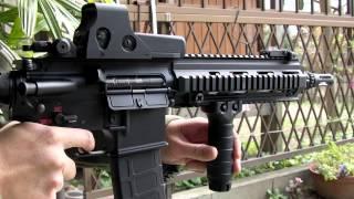 TOKYO MARUI HK416D DEVGRU CUSTOM