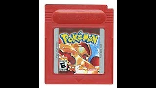 12-Pokemon Red