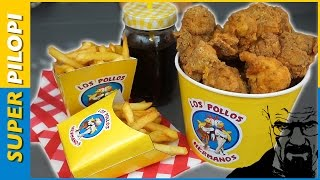 La receta secreta de Los Pollos Hermanos (SPOILER) - Pollo crujiente estilo KFC