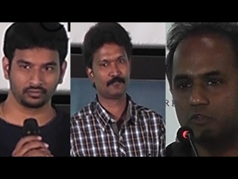 Sashikanth | Sathish Suriya| Sivakumar Vijayan | Vivek | Muthamil | Irudhi Suttru Audio Launch