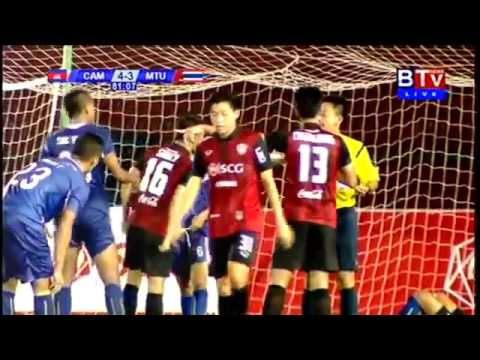 All Stars vs  SCG Muangthong United   Cambodia vs  Thailand