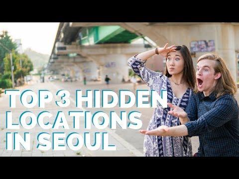 Top 3 HIDDEN Locations In Seoul