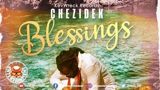 Chezidek - Blessings - October 2020