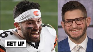 'It's the most impressive win I've ever seen!' - Dan Orlovsky on the Cleveland Browns' win | Get Up