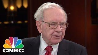 Warren Buffett On American Jobs, GDP And Oil | CNBC