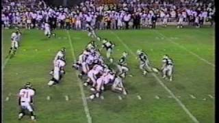 patrick walsh running back de la salle spartans 1991 92 part 1