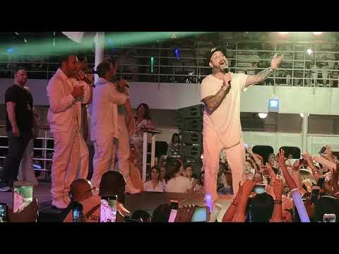 Backstreet Boys cruise 2018 - Back to your heart @ Millennium night