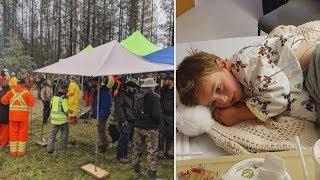 4-year-old missing in B.C. wilderness found safe