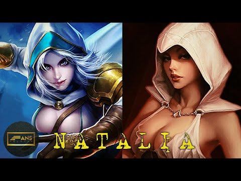KISAH NATALIA HERO DARI MOBILE LEGENDS