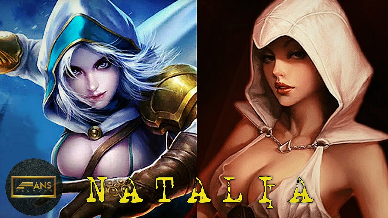KISAH NATALIA HERO DARI MOBILE LEGENDS