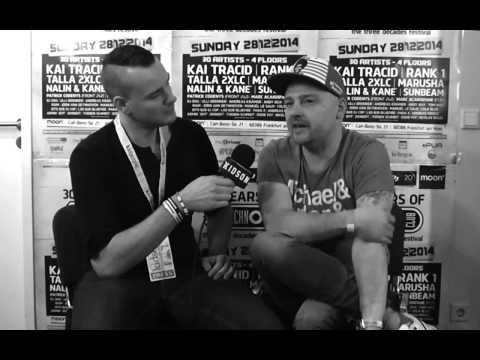 Andry Nalin of Nalin & Kane interview, 30 Years of Technoclub, Frankfurt, 2014.