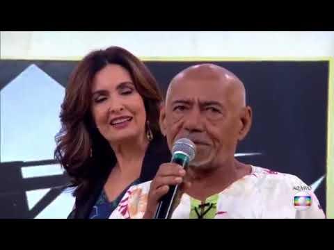 RADAR HOJE:  POETA MOSSOROENSE ANTONIO FRANCISCO NO PROGRAMA ENCONTRO COM FÁTIMA BERNARDES