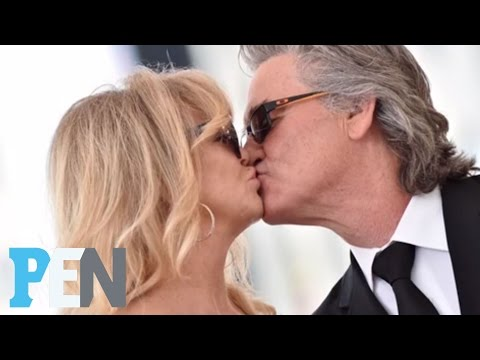 Goldie Hawn Reveals The Secrets Of Her 34-Year Love With Kurt Russell   PEN   Entertainment Weekly