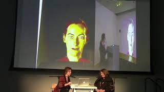 SITE Santa Fe - Artist Talk: Lynn Hershman Leeson with Anne Basalmo    Artists & Cyborgs Clip 3