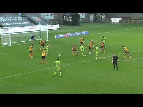 Newport Port Vale Goals And Highlights