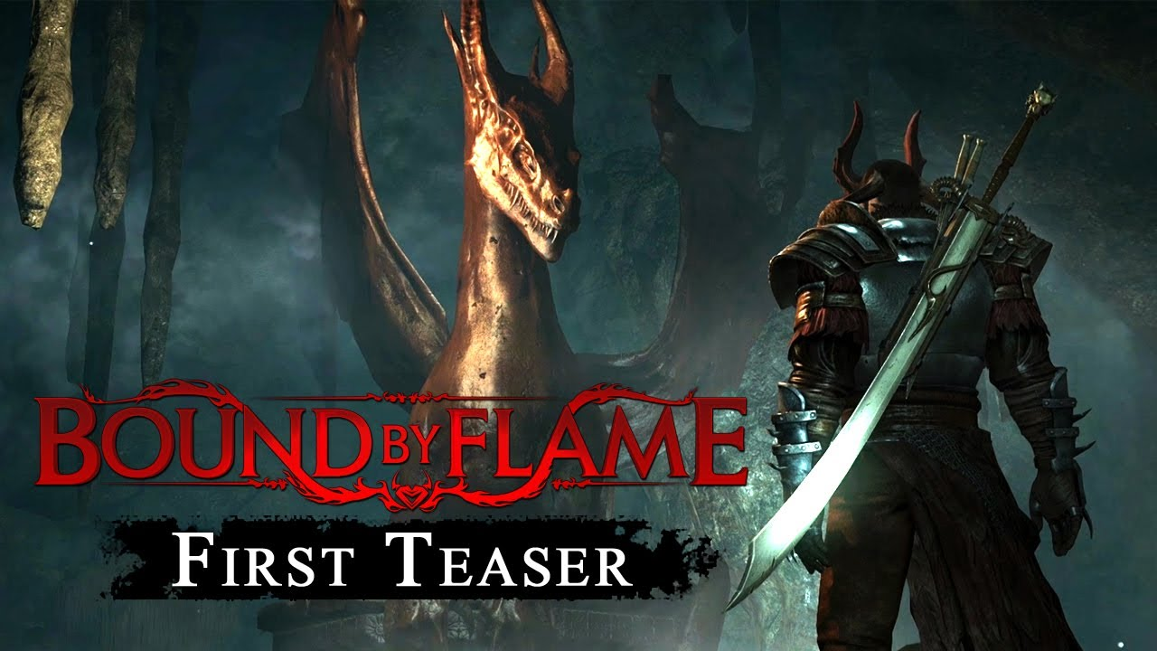 First Teaser for Bound by Flame