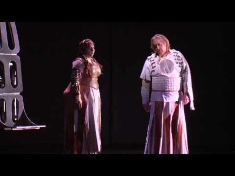 Wotan - Die Walküre: Iain Paterson / Houston Grand Opera